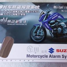 ALARMA MOTOCICLETA SUZUKI, NEFOLOSITA ! - Alarme Moto