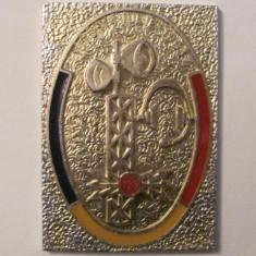 "MMM - Placheta Romania ""14 iulie Ziua Armei Transmisiuni 120 ani 1873 - 1993"""
