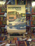 """D. Cristescu - Automobilul constructie functionare depanare """"A4032"""""""