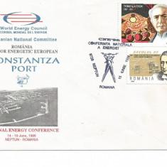 (No2) plic omagial- CNE 98, Conferinta Nationala a Energiei, Neptun