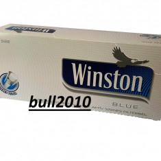 Tuburi WINSTON CU CARBON ACTIV  200 tuburi tutun, filtre tigari multifilter