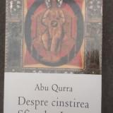DESPRE CINSTIREA SFINTELOR ICOANE - ABU QURRA