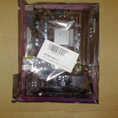 KIT Placa de baza Asrock A55M-DGS soket FM1 + procesor dual core A4-3300 ddr3, Pentru AMD, Contine procesor, MicroATX