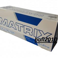 Tuburi MATRIX MULTIFILTER CU CARBON ACTIV 200 tuburi tigari filtre tigari - Foite tigari