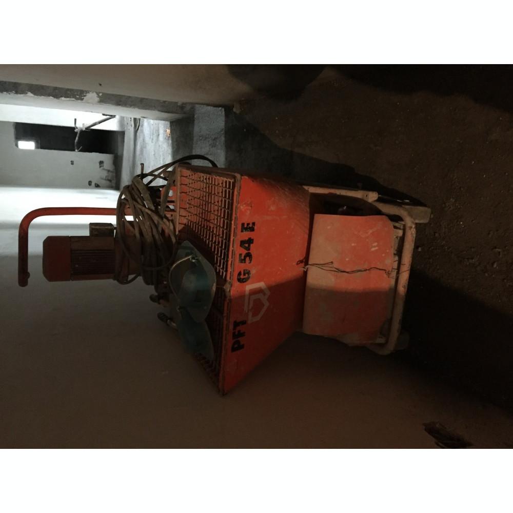 pompa tencuit pft g5c