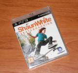 Joc PS3 - Shaun White Skateboarding , nou , sigilat, Sporturi, 3+, Ubisoft