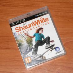 Joc PS3 - Shaun White Skateboarding, nou, sigilat - Jocuri PS3 Ubisoft, Sporturi, 3+