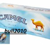 Tuburi CAMEL CU CARBON ACTIV 200 tuburi pentru injectat tutun, filtre tigari - Foite tigari