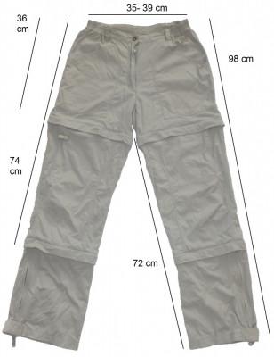 Pantaloni detasabili SALEWA DryLon (dama S) cod-260195 foto