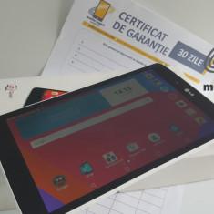 LG G Pad 8.0 4G ALB ! Pachet Complet! Factura si Garantie! - Tableta LG G Pad