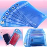 Husa/Carcasa/Ambalaj impermeabil tip universal - Husa Telefon, Universala, Albastru