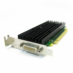 Placa Video Nvidia Quadro NVS 290, 256Mb DDR2, 128 bit, DMS-59, Low Profile Design - Placa video PC