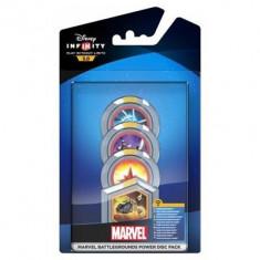 Disney Infinity 3.0 Power Discs Marvel Battlegrounds - Figurina Desene animate