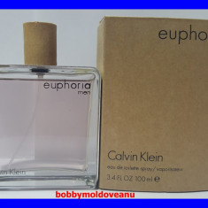 PARFUM TESTER CALVIN KLEIN EUPHORIA 100ML EDT