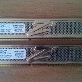 Kit Memorie Ram OCZ Gold 3 GB (3X1) 1066Mhz DDR3 Desktop.