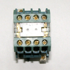 Contactor FANAT DSL9 cu bloc de contacte auxiliar actionare 24Vdc(1079)