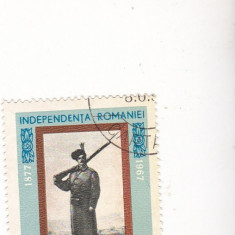TIMBRE st. Romanesti independenta patriei DOROMANTI