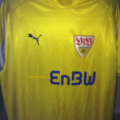 Tricou fotbal PUMA STUTTGART-Germania - Set echipament fotbal Puma, Marime: XXL