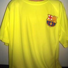 TRICOU SPANIA BARCELONA - MESSI MAR. 4-16 ANI - Set echipament fotbal, Marime: Masura unica