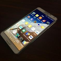 Samsung note 3 - Telefon mobil Samsung Galaxy Note 3, Alb, 32GB, Neblocat, Single SIM, 1500-1799 MHz