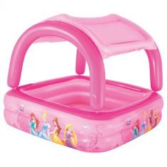Piscina Princess cu Parasolar - Piscina copii Bestway