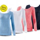 Bluza Crosetata Esmara NOI - Bluza dama, Marime: 42, Culoare: Din imagine, Maneca lunga, Bumbac