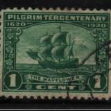 1920 sua mi. 255 stampilat, Nestampilat