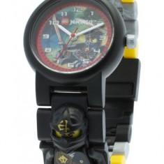 Ceas LEGO Ninjago Cole cu minifigurina