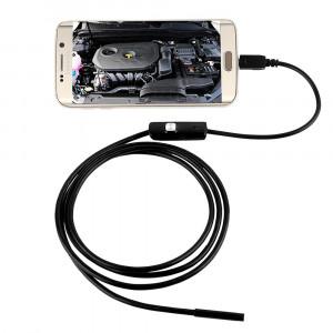 Microcamera Endoscopica pentru Android si Laptop, Video HD, IP67, GARANTIE!!!