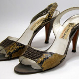 Sandale dama marca Pollini interior exterior si talpa piele marimea 39 (P578_1)