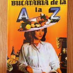 BUCATARIA DE LA A LA Z- ALEXANDRU ISOVEANU- contine 1203 retete