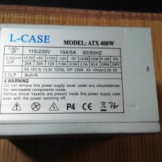 Sursa PC L-Case Model ATX400W (AL), 400 Watt
