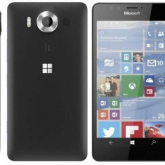 Microsoft Lumia 950 XL, 5.7inch, 32GB, 4 G, Windows10, dual sim, negru - Telefon Microsoft
