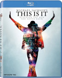 MICHAEL JACKSON This Is It slipcase (bluray)