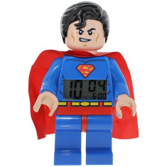 Ceas cu alarma LEGO Superman