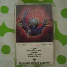 Caseta audio originala: Journey - Infinity (1978) Stare perfecta - Muzica Rock Columbia, Casete audio