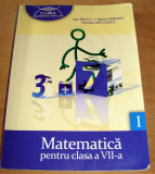 Matematica / clasa a VII a - Balica / Perianu / Savulescu