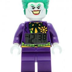 Ceas cu alarma LEGO The Joker