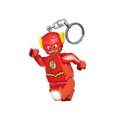 Breloc cu lanterna LEGO The Flash