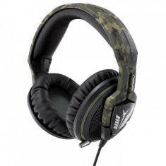 Casti Asus cu microfon 90-YAHIA110-UA20, ASUS ECHELON FOREST, 3, 5 mm, negru-gri - Casti PC