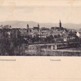 SIBIU, SALUTAR DIN SIBIU, VEDERE GENERALA - Carte Postala Transilvania pana la 1904, Necirculata, Printata