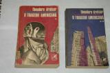 O tragedie americana - 2 vol. - Theodore Dreisser - Cartea Romaneasca - 1971