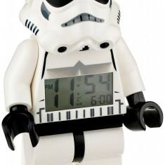 Ceas cu alarma LEGO Star Wars Stormtrooper