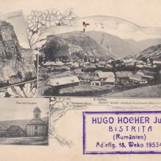 RADNA, ARAD, SALUTARI DIN RADNA, CLASICA, CIRCULATA - Carte Postala Crisana pana la 1904, Printata