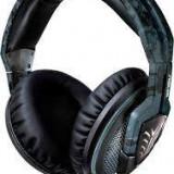 Casti Asus cu microfon 90-YAHIA110-UA10, ASUS ECHELON, 3,5 mm, negru-gri