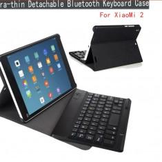 husa tableta Xiaomi Mipad 2 MI Pad 2 7.9 inch originala cu bluetooth cu stand