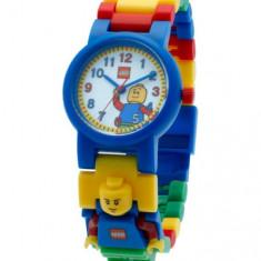 Ceas LEGO Classic cu minifigurina