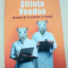 STIINTA VOODOO de ROBERT PARK 2006 - Carte Psihologie