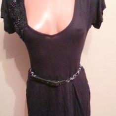 Rochie dama Pull&Bear - Rochie de zi Pull & Bear, Marime: S/M, Culoare: Din imagine, Scurta