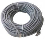 Cablu INTERNET 10 metri Cablu Retea UTP Cablu de Net fir cupru Categoria 5E, Modem / Placi de baza conectori
